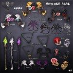 Witcher Gacha Key
