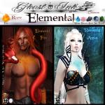 Ghost'Ink __Elemental Tattoo __ FGC November
