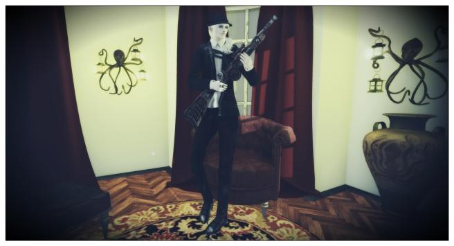 The Gentleman's Parlor