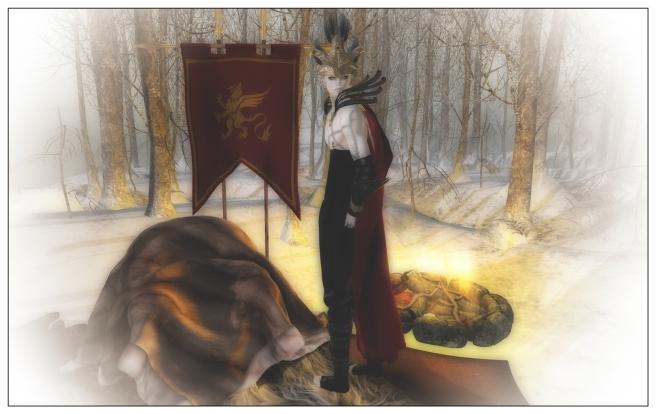 Warrior's Calling