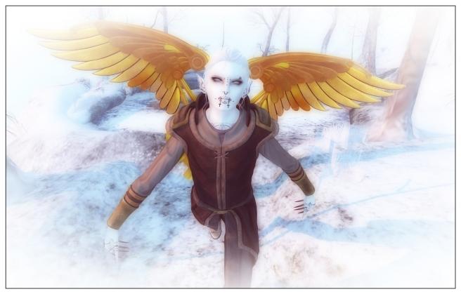 Birth of Icarus