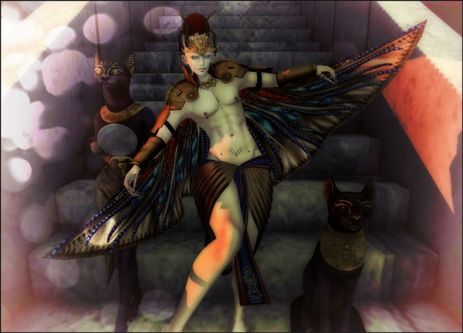 The Gods Procession Blog
