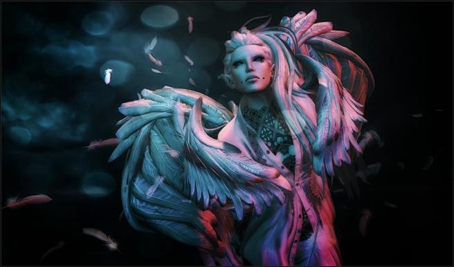 Angel of Small Death Blog