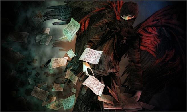 Incantation Blog